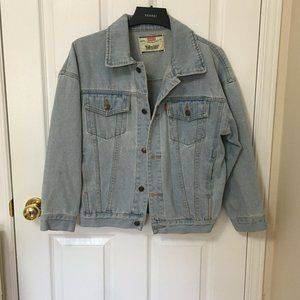 Levi Vintage Boyfriend Denim Jacket